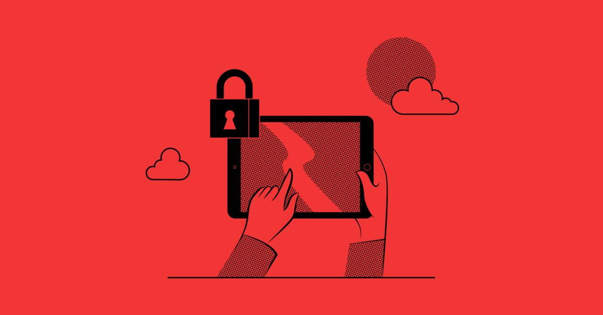Endpoint security tegen cybercrime.